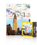 New York City Map Mini