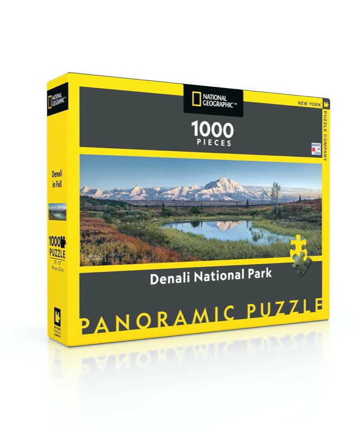 1000 Piece Jigsaw Puzzle New York Puzzle Company National Geographic Bottlenose Dolphins