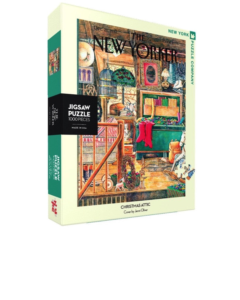 Christmas – New York Puzzle Company