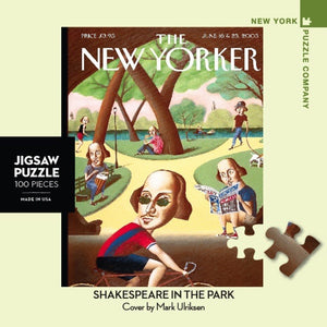 Shakespeare in the Park Mini