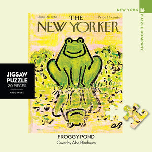 Froggy Pond Mini