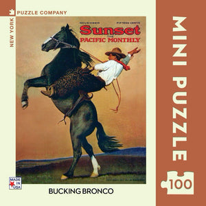 Bucking Bronco Mini