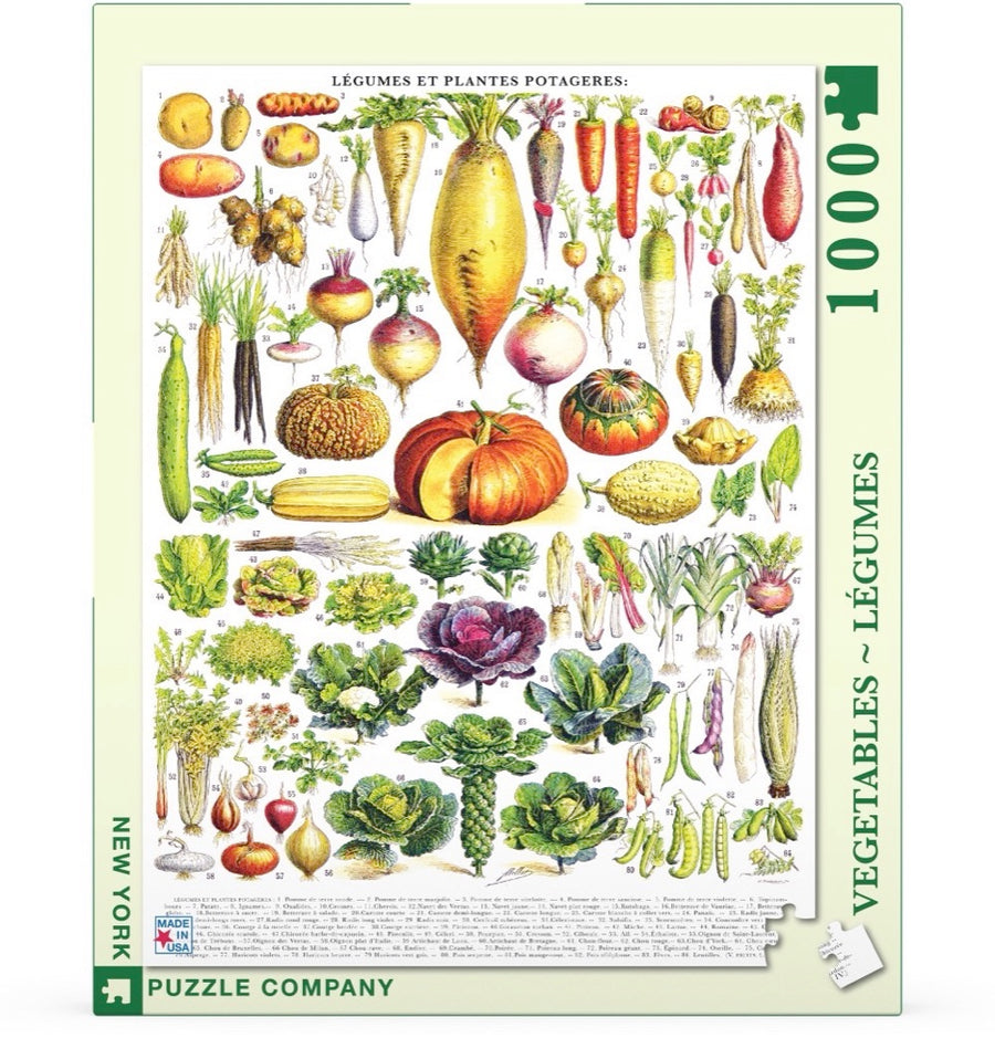 Vegetables ~ Légumes