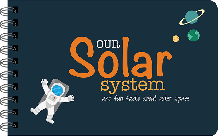 Our Solar System book cover