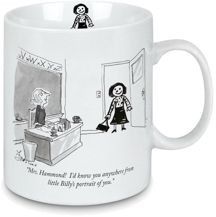 Mrs. Hammond Mug