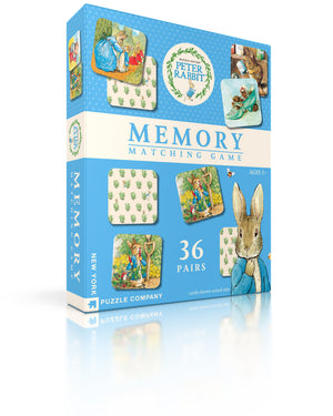 Peter Rabbit Memory
