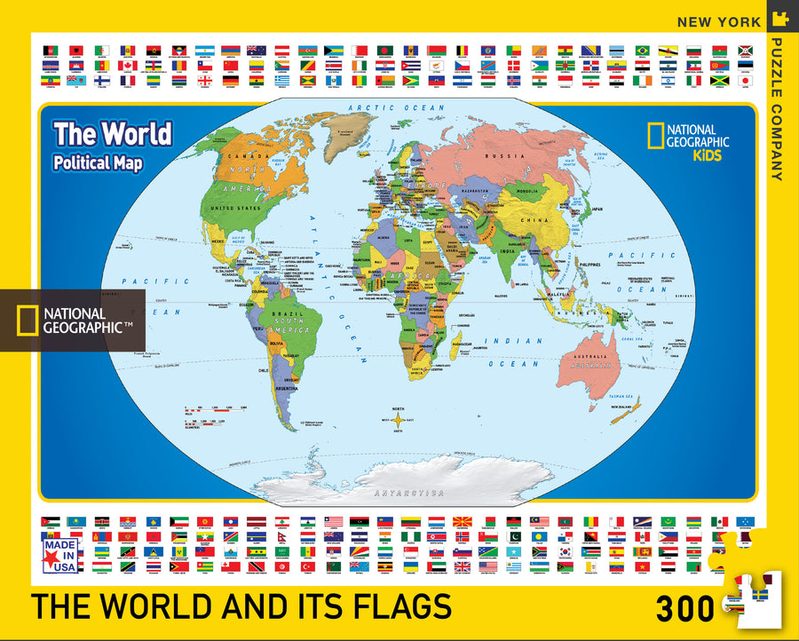 The World and its Flags
