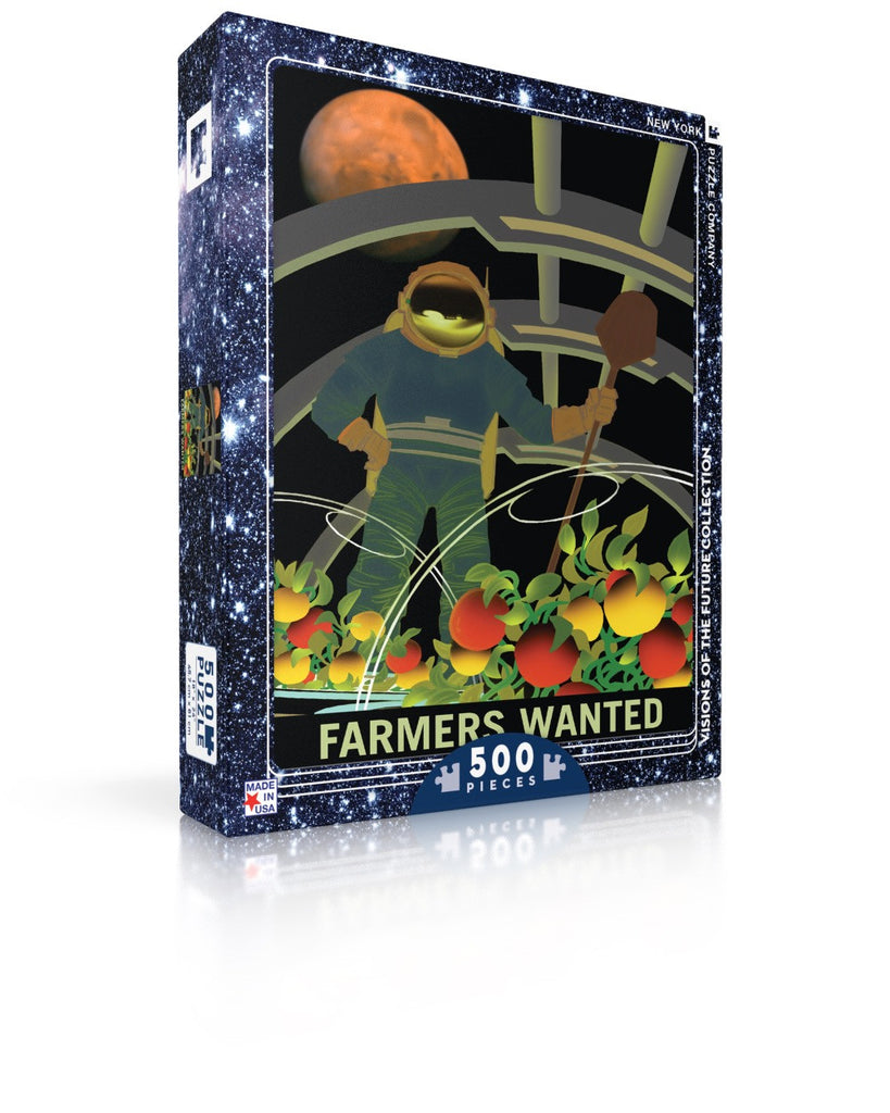 Farmers Wanted