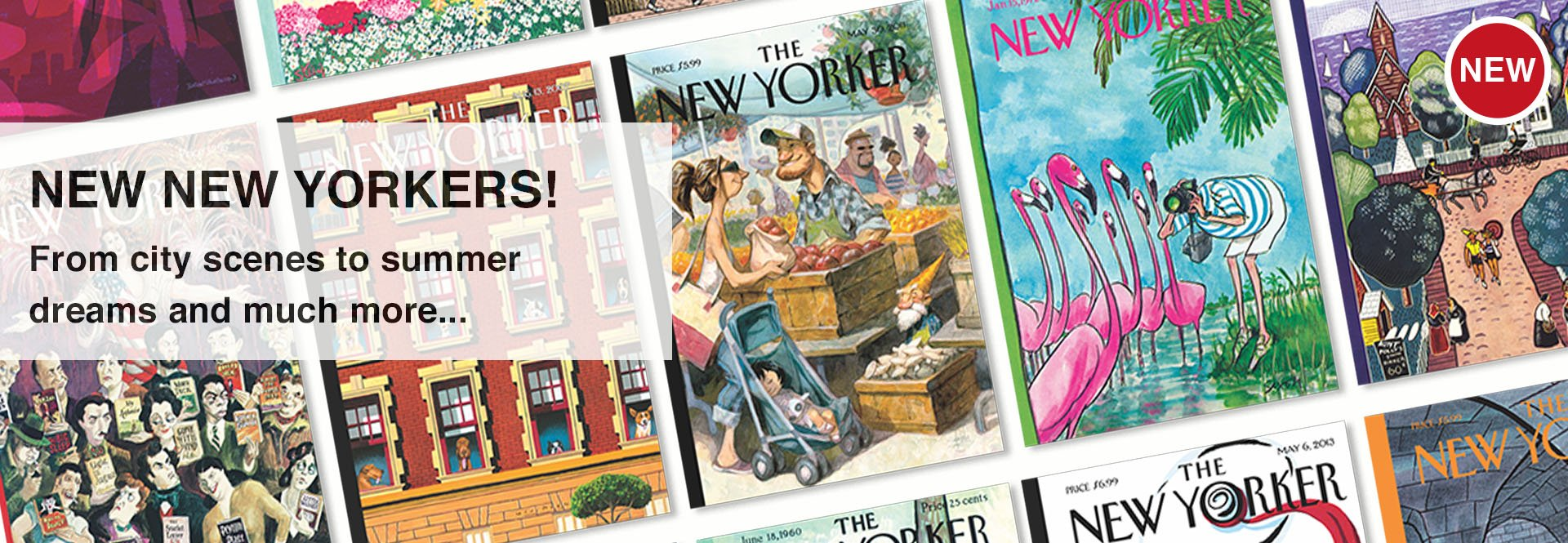 The New Yorker Minis
