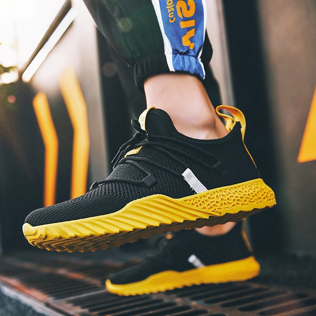 Ultra Light Athletic Sneakers - quixique