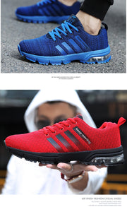 Men Breathable Sneakers - quixique
