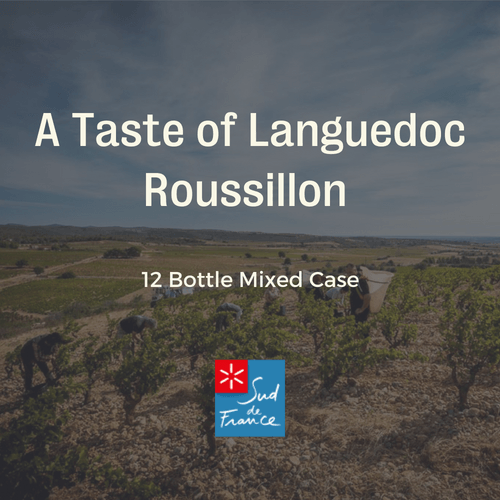 12 Bottle Mixed Case: A Taste of Languedoc Roussillon - Pierre Hourlier Wines