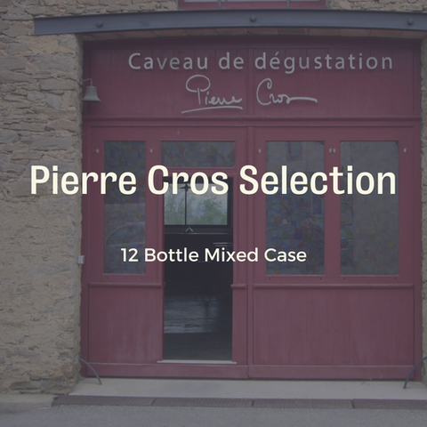 12 Bottle Mixed Case: Domaine Pierre Cros Mixed Showcase - Pierre Hourlier Wines