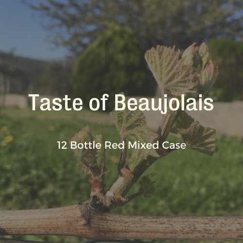 12 Bottle Mixed Case: A Taste of Beaujolais - Pierre Hourlier Wines