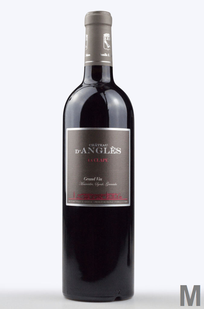 1.5l Magnum - La Clape: Chateau d'Angles Grand Vin Red 2017