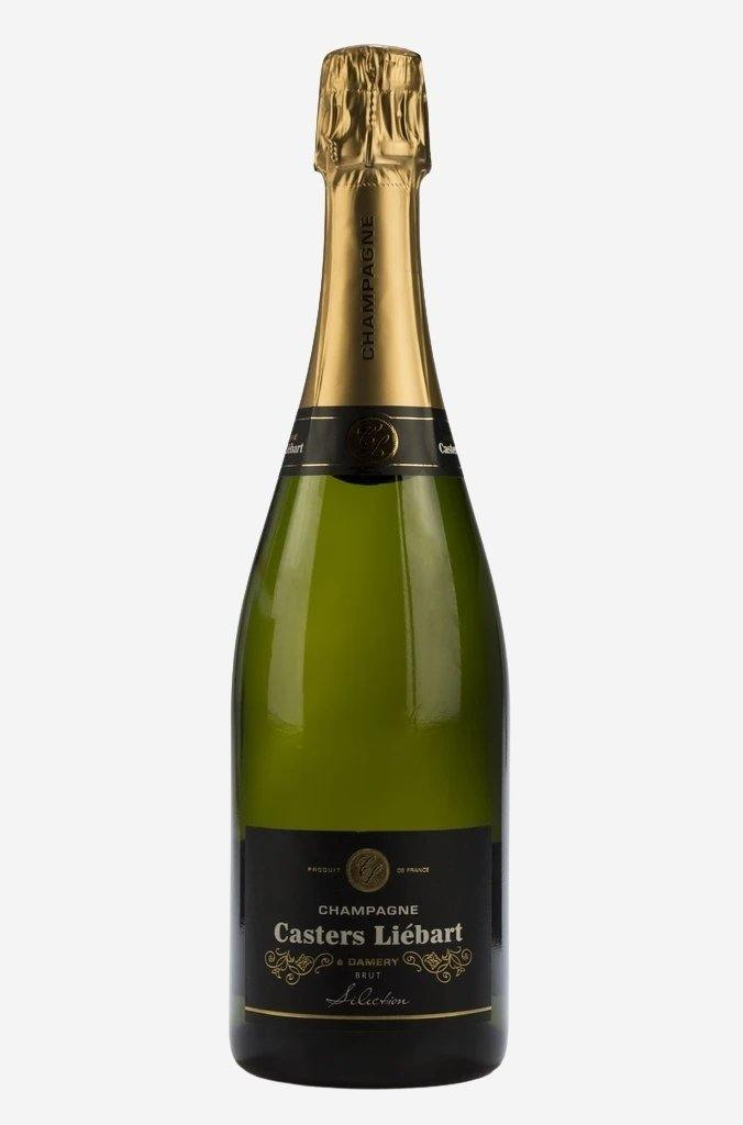 Champagne: Casters Liebart Selection