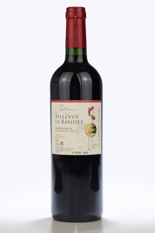 Bordeaux: Chateau Bellevue La Randee Red 2014 - Pierre Hourlier Wines