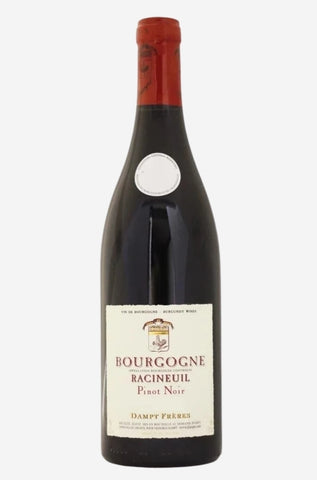 Bourgogne: Dampt Freres Racineuil Red 2018