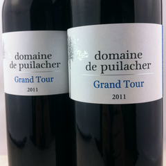 Vicomte d'Aumelas: Domaine de Puilacher Grand Tour 2011 - Pierre Hourlier Wines