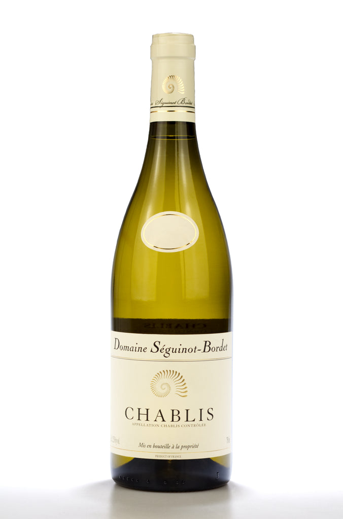 Chablis: Domaine Seguinot Bordet 2017 - Pierre Hourlier Wines