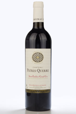 Saint-Emilion Grand Cru: Chateau Patris Querre Red 2014