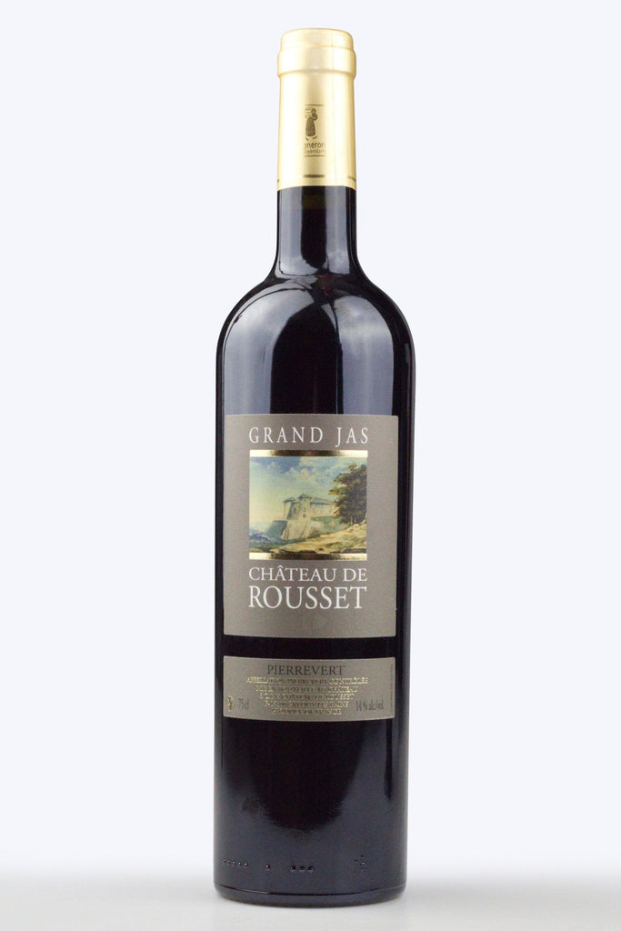 Pierrevert: Chateau de Rousset Le Grand Jas Red 2014