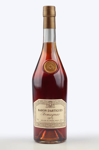 Armagnac: Baron d'Artigues 1973 - Pierre Hourlier Wines