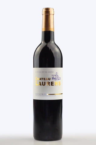 Faugeres: Chateau Laurens Red 2015 - Pierre Hourlier Wines