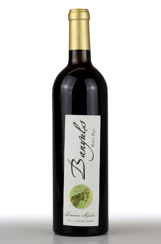 Banyuls: Pierre Gaillard Robert Pages Red 2017 - Pierre Hourlier Wines