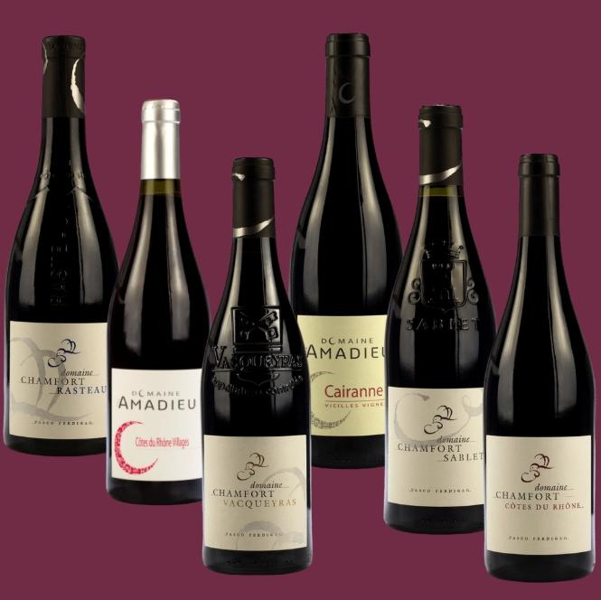 Explore: Red wines of France: Date - Time- up to 2 hour