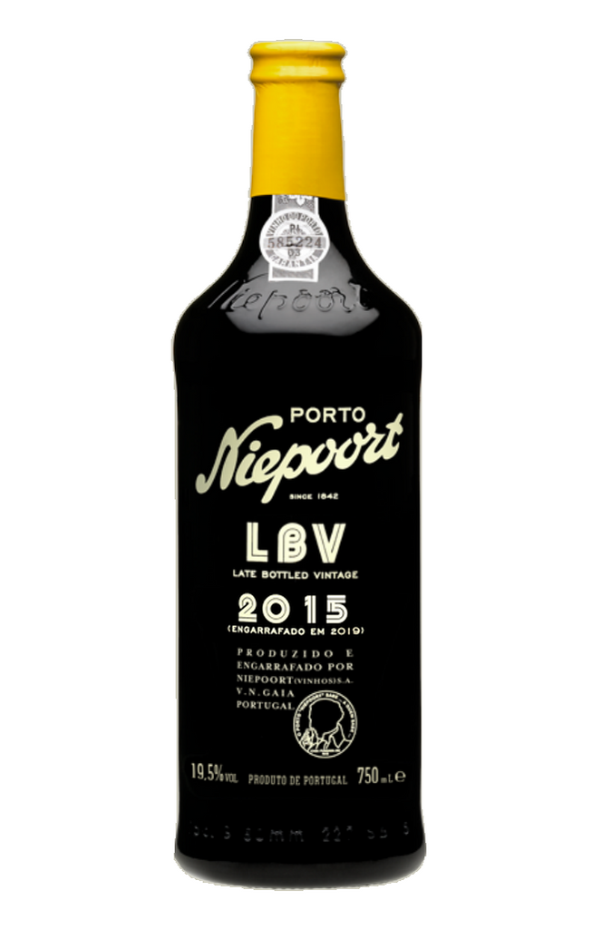 Vintage Port: Niepoort LBV Late Bottled Vintage 2015