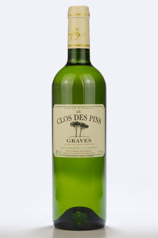 Graves: Chateau La Clos Des Pins White 2017 - Pierre Hourlier Wines