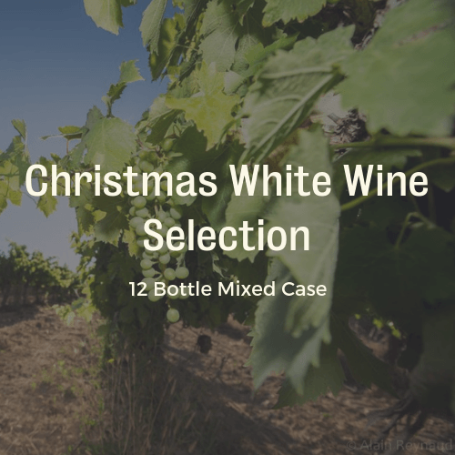 12 Bottle Mixed Case: Christmas White Wine Selection
