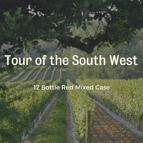 12 Bottle Mixed Case: A Tour Of The South West - Pierre Hourlier Wines