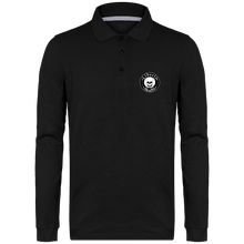 Charger l'image dans la galerie, Polo Manches Longues Homme Liberty Skulls - Brand - - Broderie - - Liberty Skulls