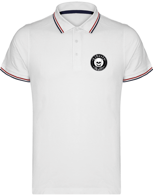 Polo HOMME Liberty Skulls Brand - Broderie - - Coton - - Liberty Skulls