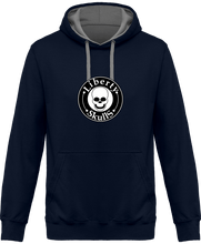 Load image into Gallery viewer, Sweat à Capuche HOMME Liberty Skulls Brand - Liberty Skulls