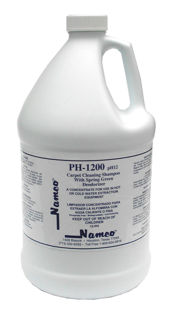 PH-1200 Super Carpet Shampoo, 1 Gallon