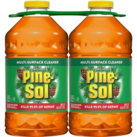 Pine-Sol All-Purpose Cleaner, Original Pine, (100 oz. bottles, 2 pk.)