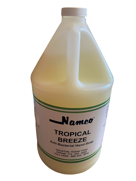 Tropical Breeze Antibacterial Hand Soap