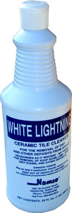White Lightning, Tile and Grout Cleaner, 12 Qt/Cs