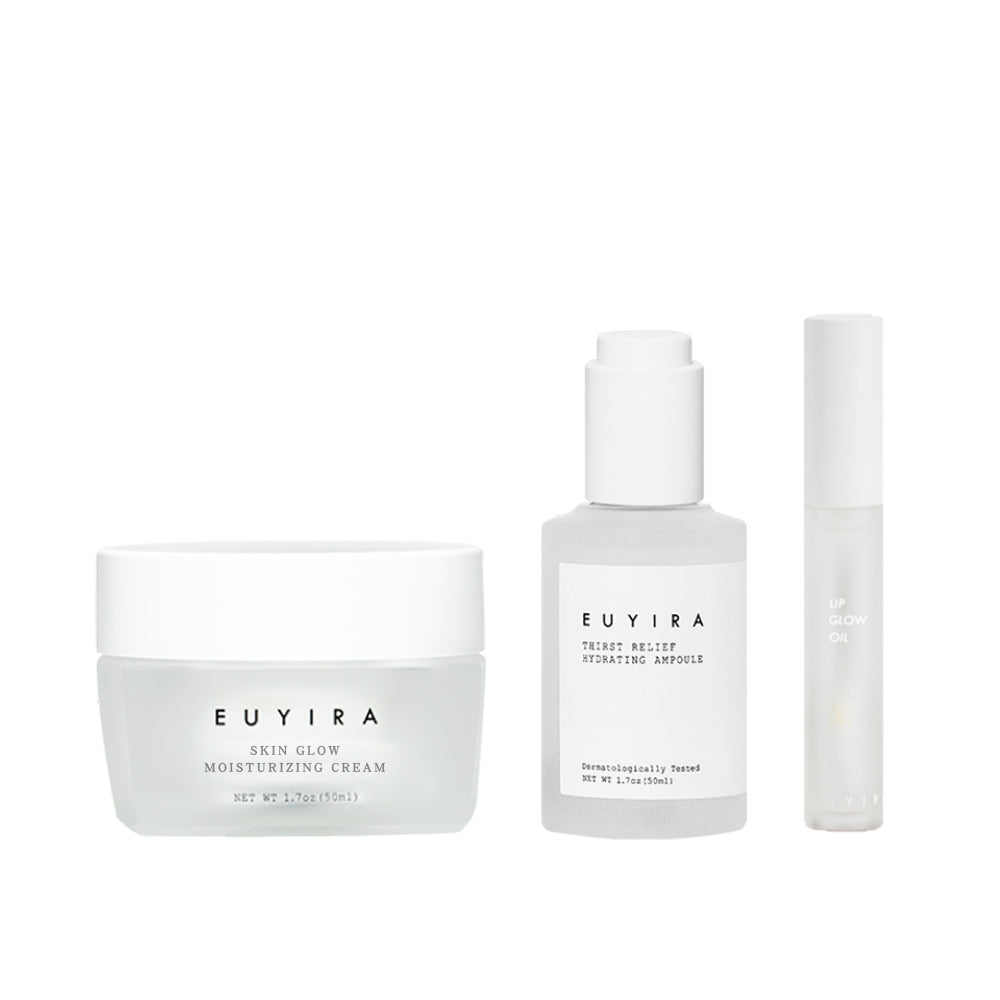 LET IT GLOW SKINCARE SET