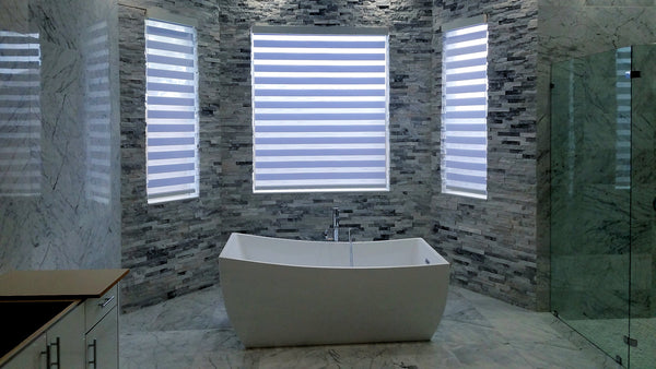 Dapper Zebra Blinds by Factory Direct Blinds
