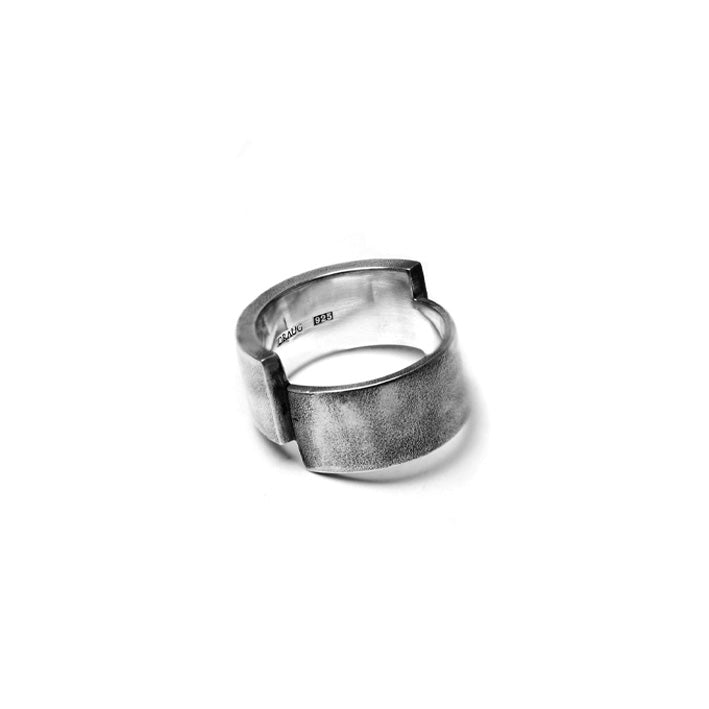 DRAUG Jewelry 925 Solid Silver Savoye Ring