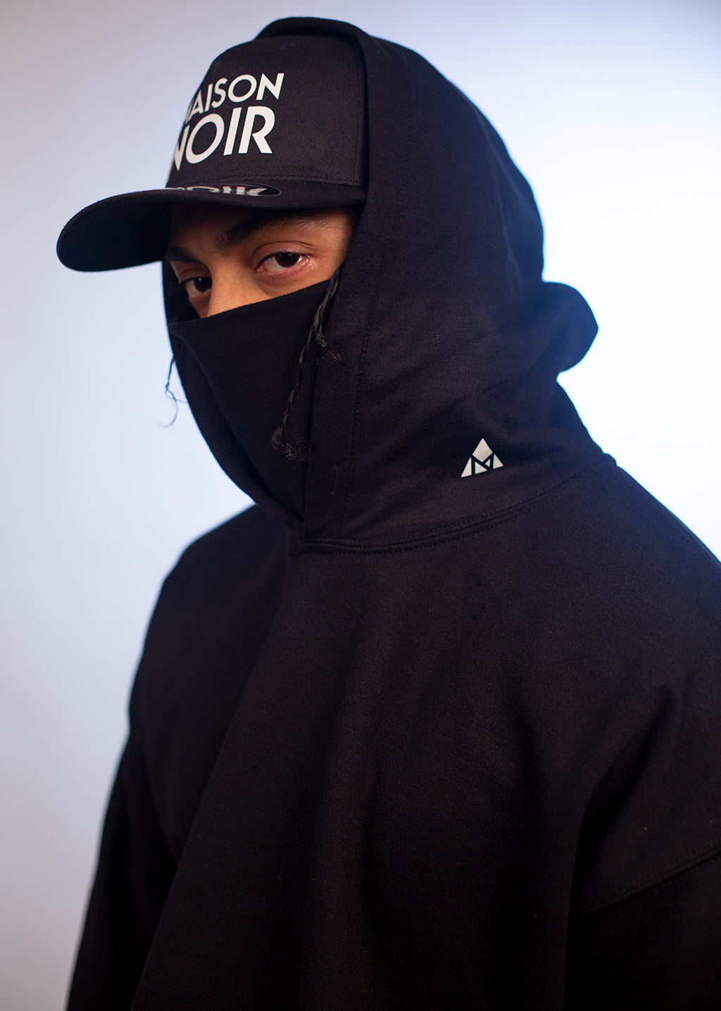 Hoodie Face Mask Option