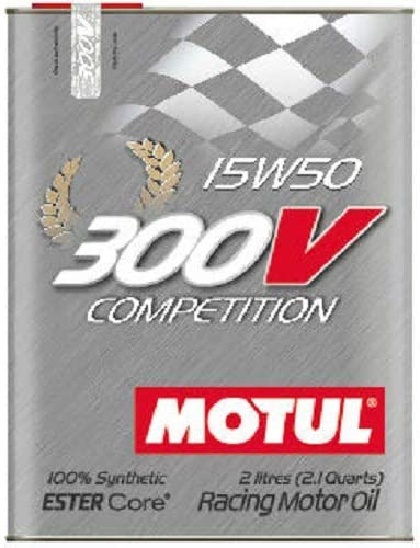 Motul - 300V Competition 15W50