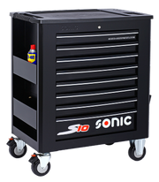 S10 - Filled Tool Trolley - 173pcs