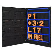 Standard Blue Aluminium Pit Board Kit