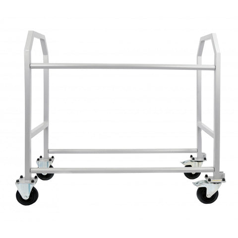 Folding Wheel & Tyre Trolley - Powder Coated