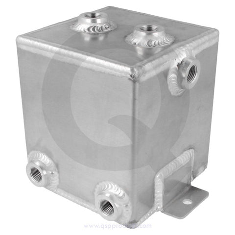 Aluminium Fuel Catch Tank